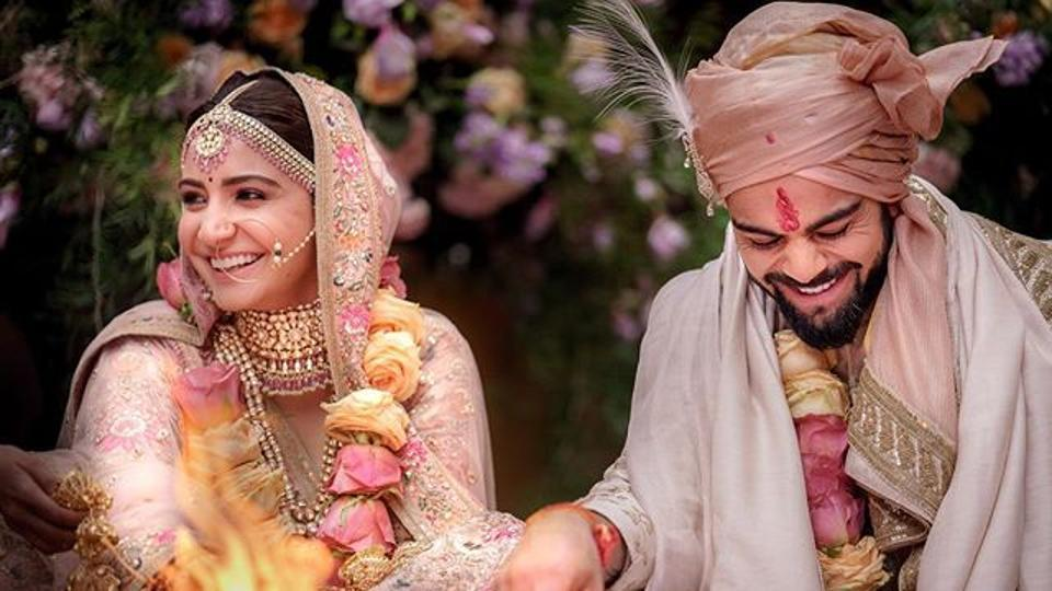 Virat Kohli-Anushka Sharma ranked among world's hottest sports Power Couple