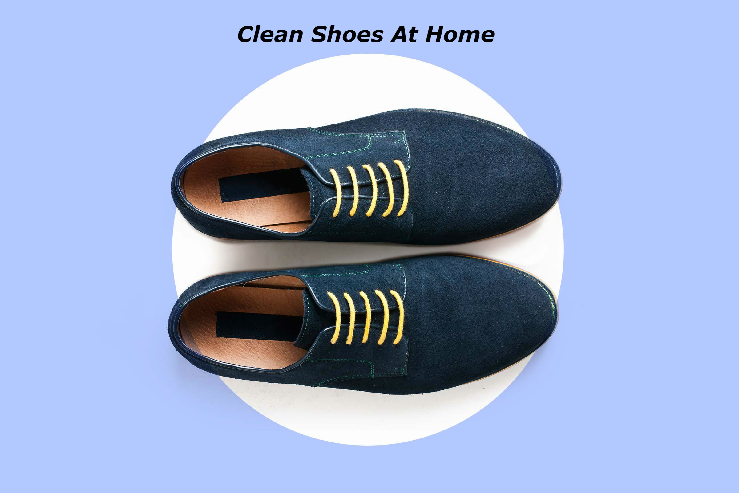 How to Make Shoe Cleaner At Home Easily