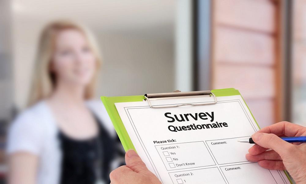 Market Research Survey for Money